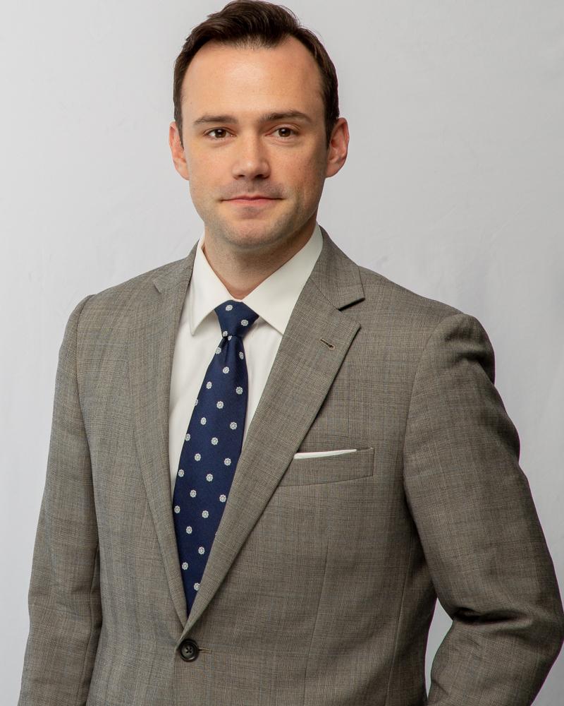Daniel Zenisek, Investment Specialist